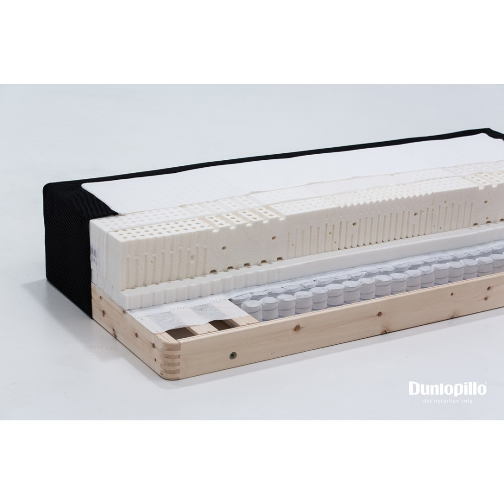 Dunlopillo Balance Box set indefra