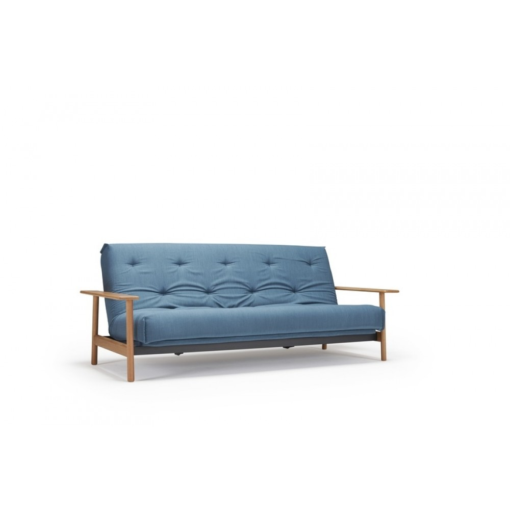 Innovation Balder sovesofa m/fast betræk-35