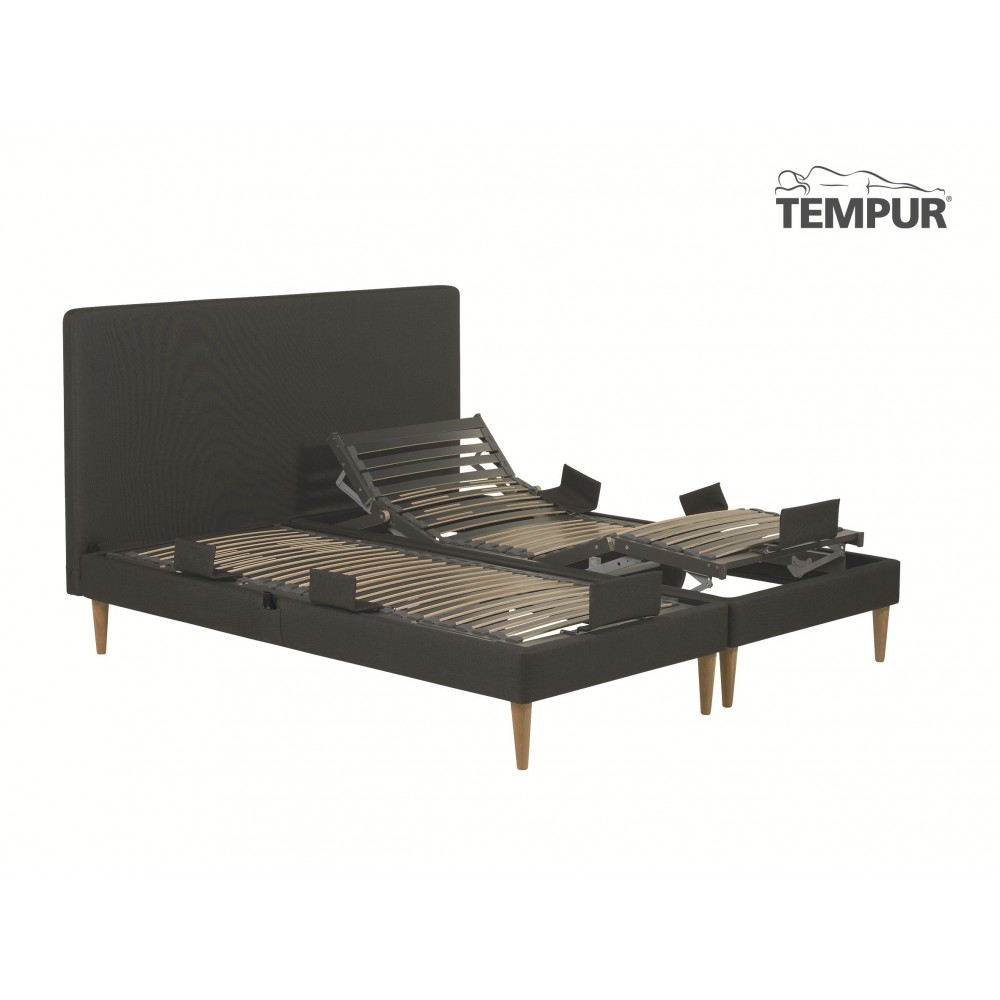 """Tempur Move elevationsseng """" INKL: ELITE COOLTOUCH MADRAS """"-03"""