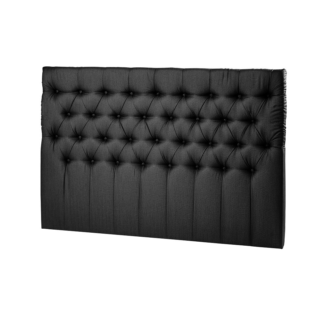 Supreme Chesterfield Gavl i sort