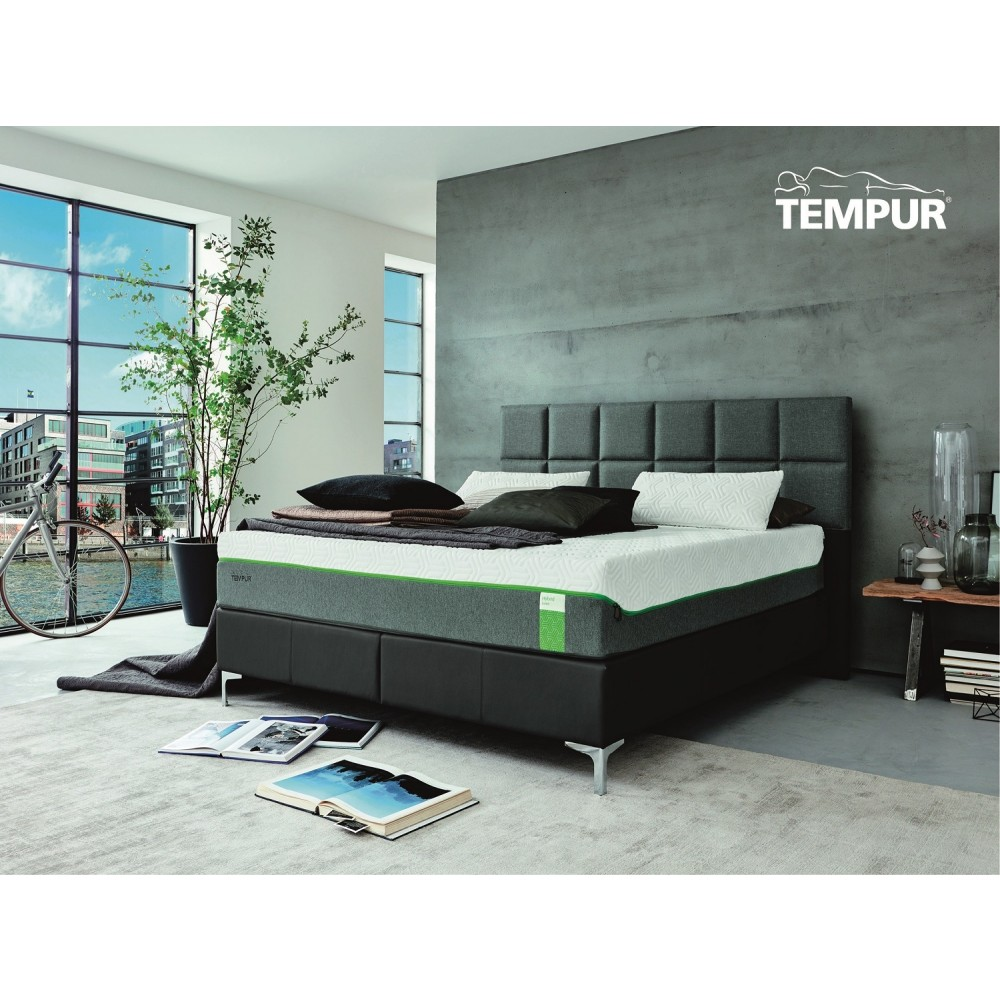 Tempur Spring Box Inkl. Elite CoolTouch madras 25cm-31