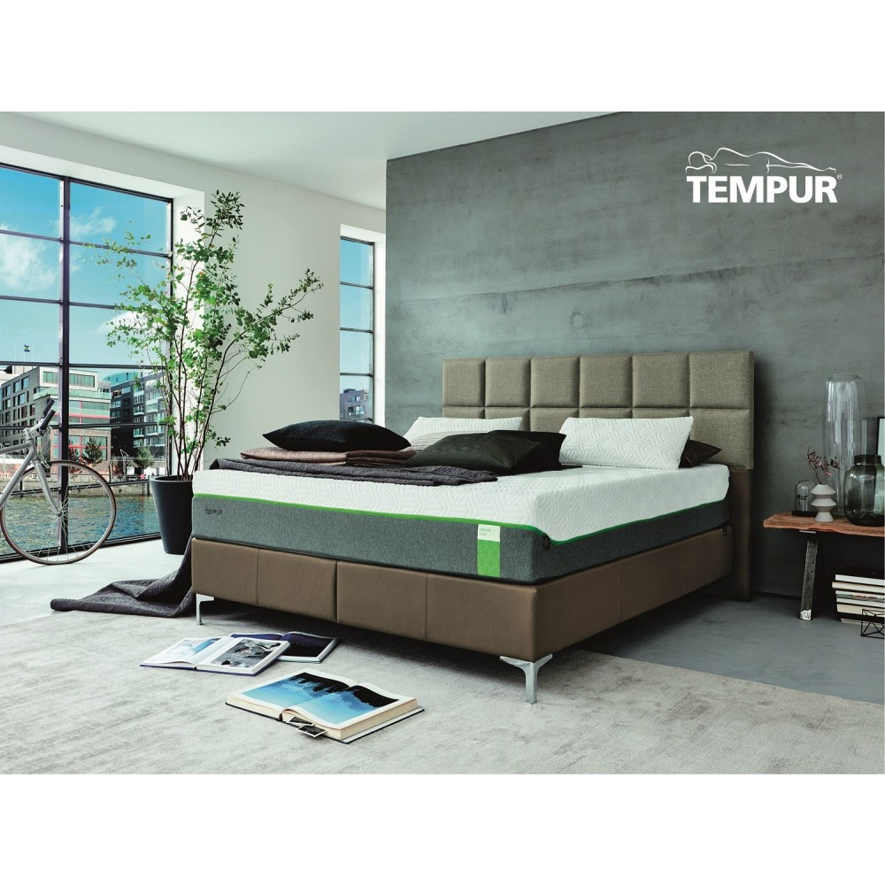 Tempur Spring Box inkl. Supreme Cooltouch madras-01