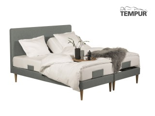 Tempur Move elevationsseng Inkl. Supreme Cooltouch madraser-20