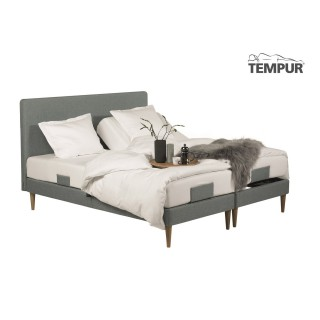 Tempur Move elevationsseng Inkl. Tempur madras-20