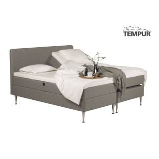Tempur Promise Adjustable elevationsseng-20