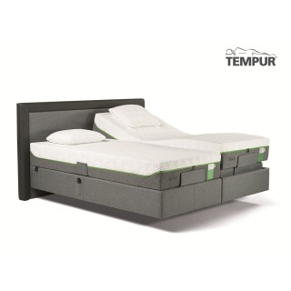 Tempur Spring box Adjustable Elevationsseng inkl. Elite Cooltouch Madrasser-20