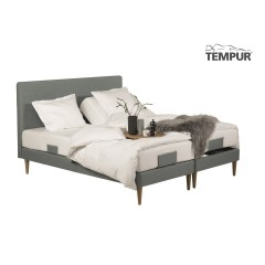 Tempur Move elevationsseng Inkl. Supreme Cooltouch madraser