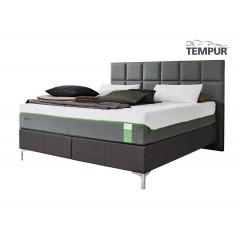 Tempur Spring Box Inkl. Tempur ELITE Cooltouch Plus Madras