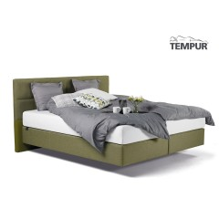 Tempur Spring Box Inkl. Tempur SUPREME Cooltouch Madras